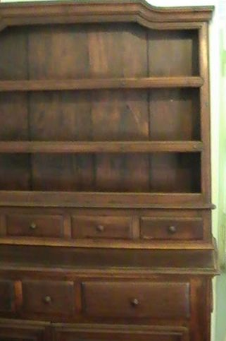 Piattaia assemblata con legni antichi