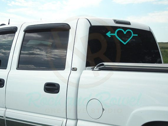 Custom Livestock Brand Decals by RockandRowelCreative on Etsy