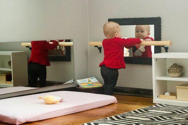 Metodo Montessori Giochi Fai Da Te 6 12 Mesi Periodo