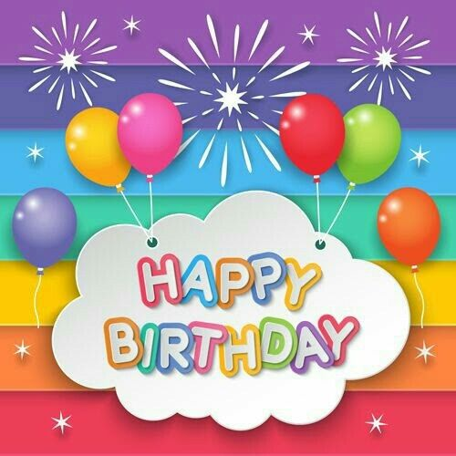 Happy Birthday More