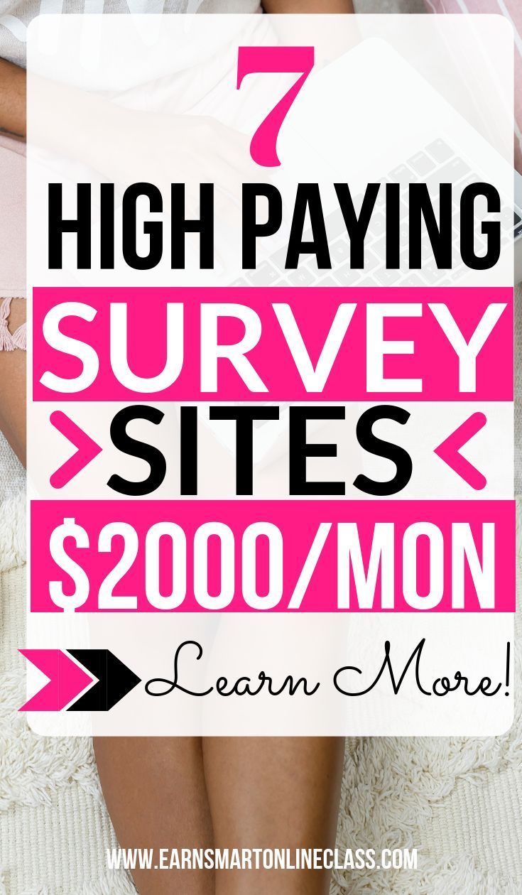 16 Companies Offering Paid Online Surveys for money (Upto $300/Week) – *Financial Advice For Beginners