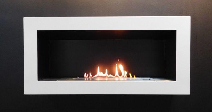 chimenea-de-pared bioetanol http://www.a-fireplace.com/es/chimeneas-de-pared-sasa/