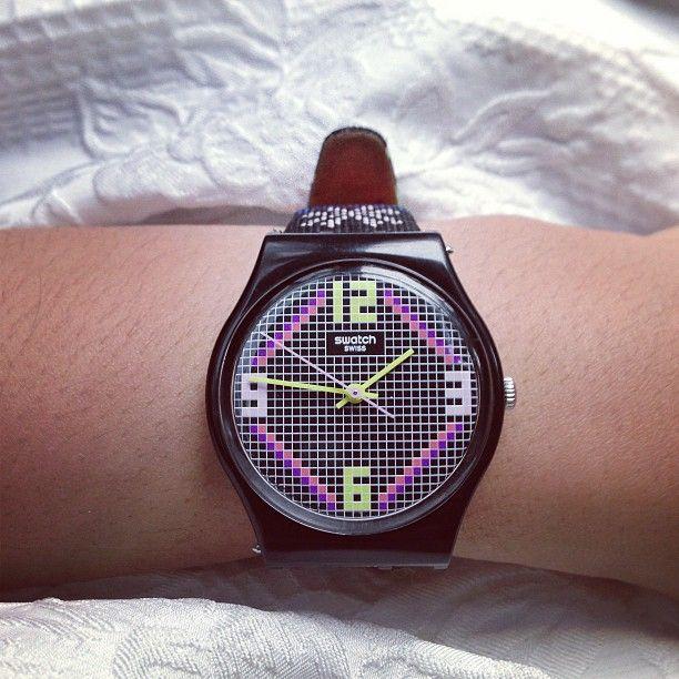 #Swatch: Audi Fareza, Swatch Watches, Swatch Fanat, Farezaudi Audi, Instagram Photo