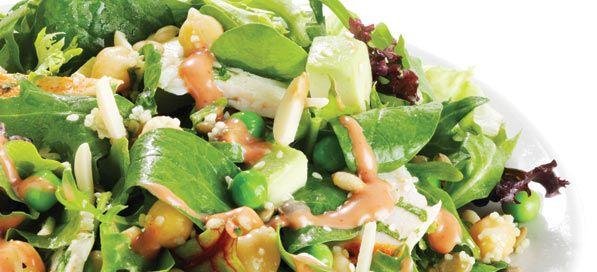 Nutrition Melbourne Weight Loss Program Dietitian Tip: Sumo Salad small Super Leafy 838kJ per serve http://nutritionmelbourne.com.au/weight-loss-programs/