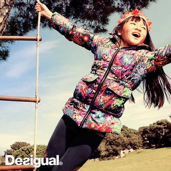 Pin By Jane Reding On Janieruthsfinds: Desigual Kids Available At Brandeti.com