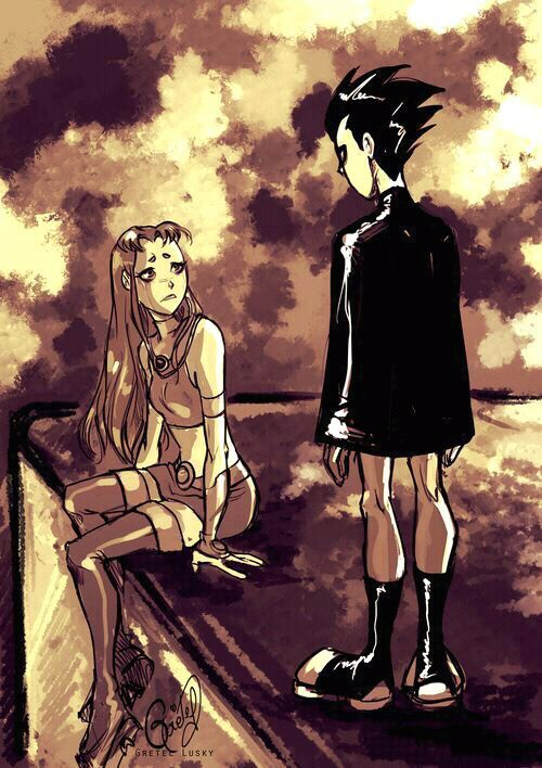 Robin de titanes adolescentes