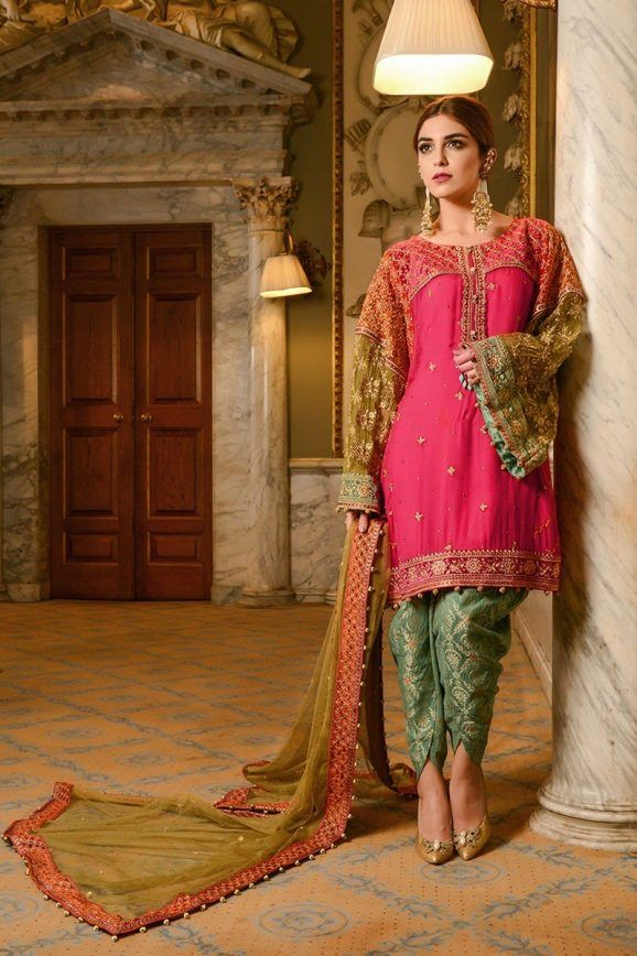 fc7eb5ab88 Maria B Embroidered Formal Winter Dresses Collection 2018-2019 | Party Wear  Dresses | Dresses, Maria b, Pakistani dresses