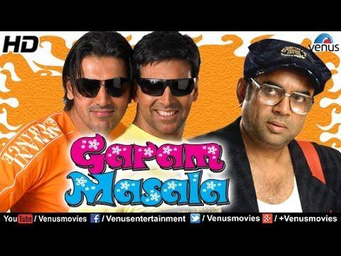 awesome Garam Masala Full Movie | Hindi Comedy Movies | Akshay Kumar Movies | Latest Bollywood Movies 2016