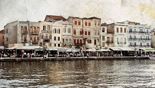 Old Chania
