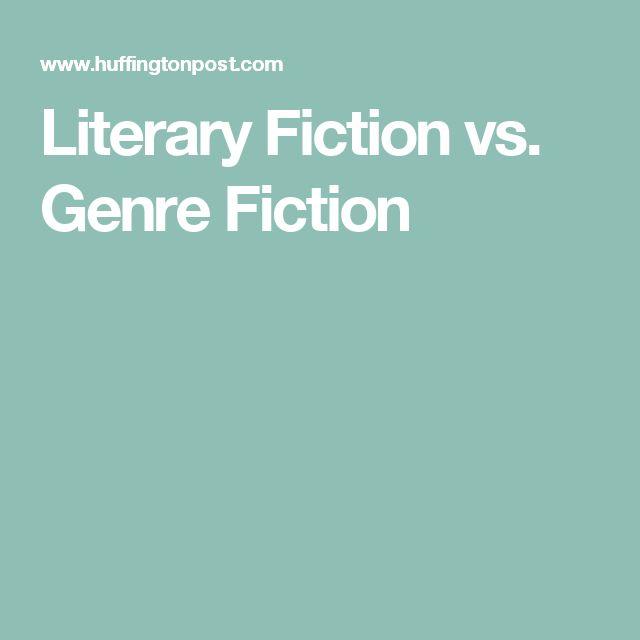 Genre Fiction: 17 Best Ideas About Literary Fiction On Pinterest