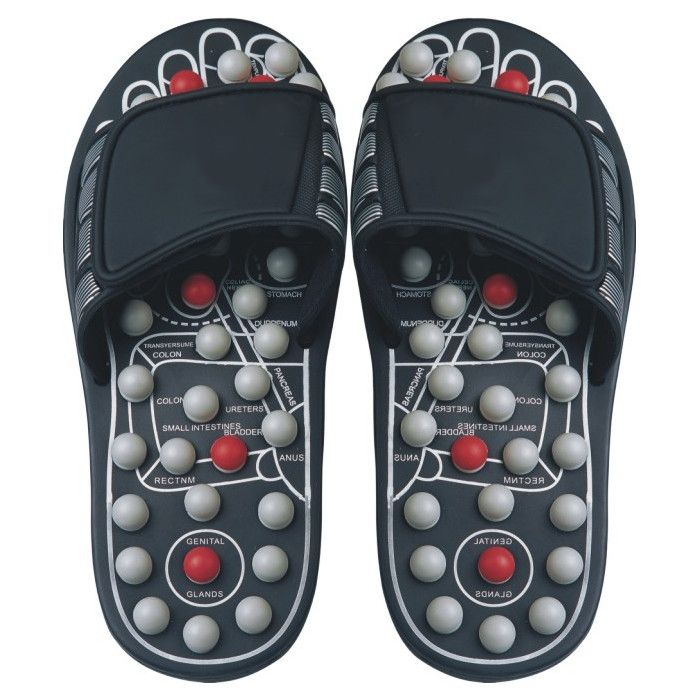 Deluxe Comfort Reflexology Sandals You'll Love | Wayfair