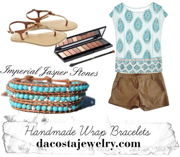 """Focus Da Costa Wrap Bracelet"" by dacostajewelry on Polyvore"