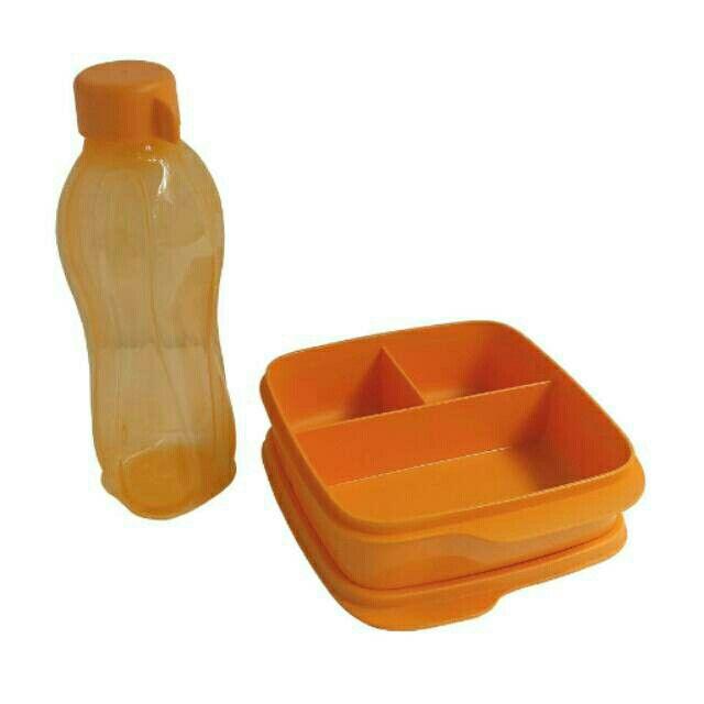 Saya menjual Free Ongkir Jabodetabek - Paketl Lolly Tup+Eco Bottle 500ml (Biru) seharga Rp85.000. Dapatkan produk ini hanya di Shopee! {{product_link}} #ShopeeID