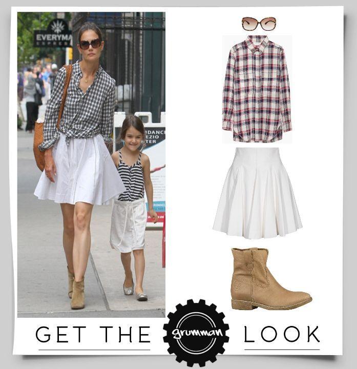 Get the Grumman Look: Ώρα για shopping με την μαμά! Είστε έτοιμες; #GrummanLook