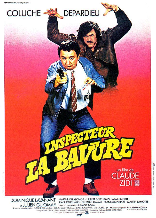Image issue du site Web http://www.cinecomedies.com/wp-content/uploads/2014/11/affiche-inspecteur_la_bavure.jpg