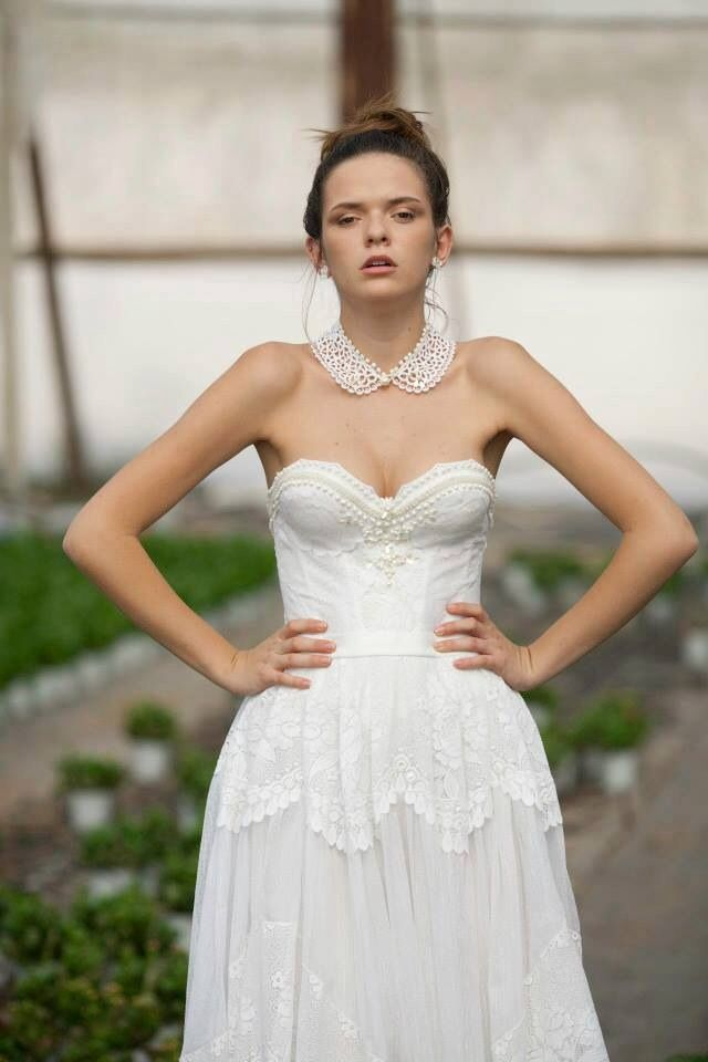 34 best LEE KODO\'s 2014 wedding gowns collection images on Pinterest ...