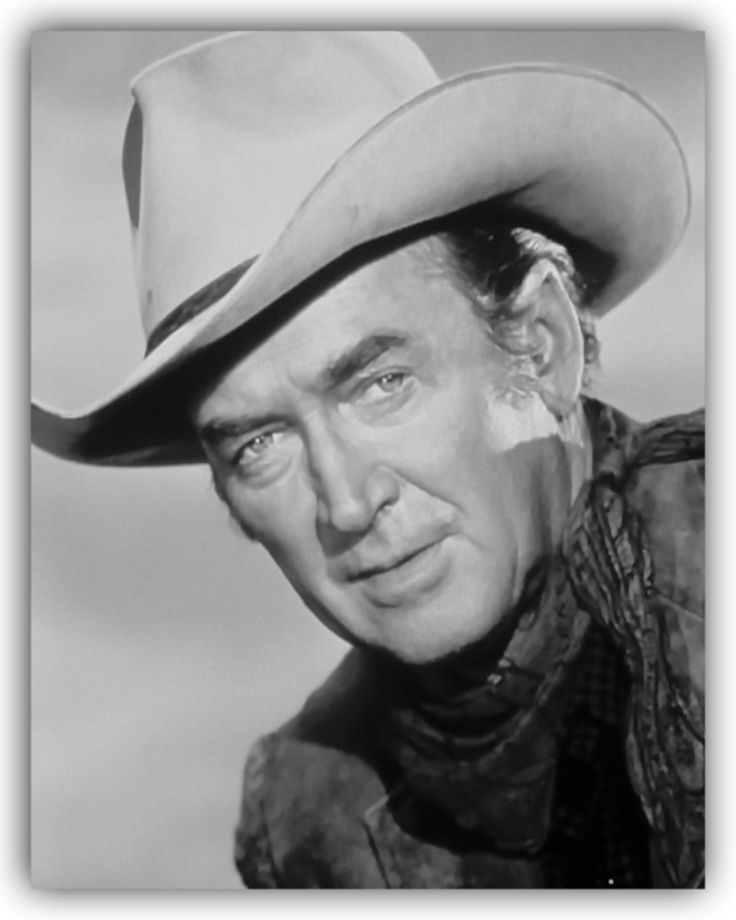 Jimmy Stewart - This Pennsylvania boy was born on 20 May in1908 and died on July 2nd, 1997, Los Angeles at age 89.  His stuttering voice, which has often been parodied to exaggerated effect.  He had a tall, thin frame, dark brown hair and blue eyes. He often worked with his best friend Henry Fonda.