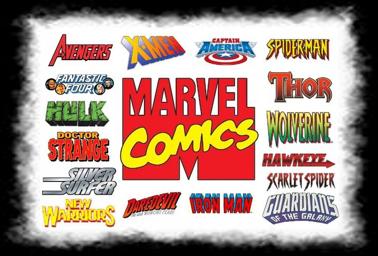 Marvel Comics cover picture