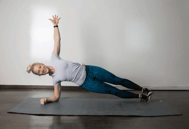 8. Rolling Plank  #abs #bodyweight #workout http://greatist.com/move/best-exercises-lower-abs