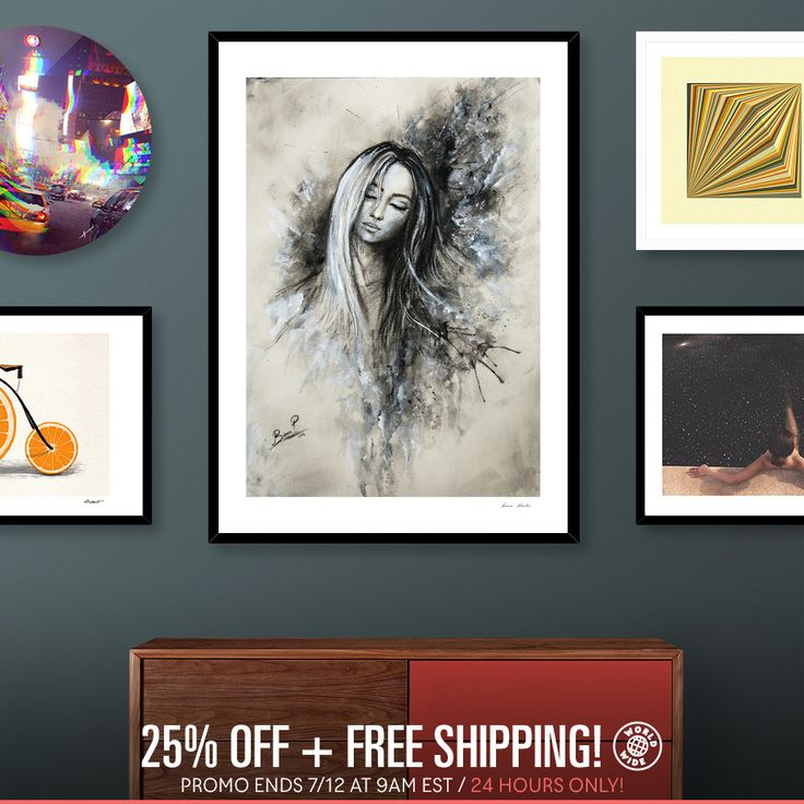 24 hours only: Free Worldwide Shipping & 25% OFF my entire shop!   Use code ARTME25: https://www.curioos.com/biancaparaschivart/promo