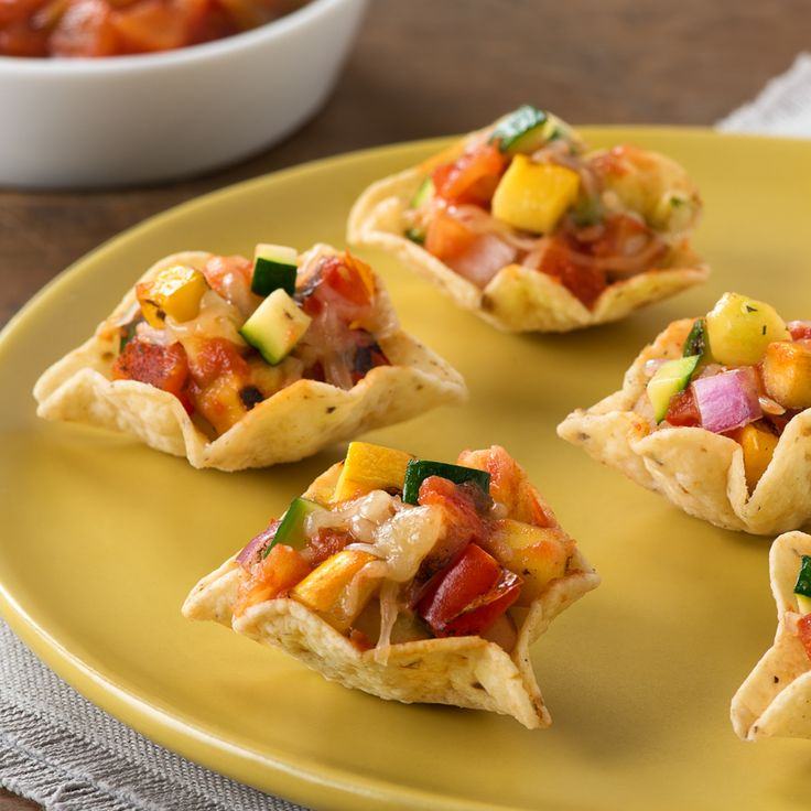 Sautéed Veggie Scoops!® - Create the tastiest Sautéed Veggie Scoops!®, Tostitos® own Veggie Recipe with step-by-step instructions. Make the best Sautéed Veggies Scoops!® for any occasion.