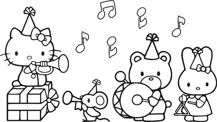 Hello kitty printables, free coloring pages of hello kitty, Hello kitty was created by sanrio and is a popular staple of the kawaii segment of japanese culture. Description from makeupnet.info. I searched for this on bing.com/images