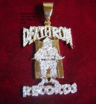 2pac - Death Row Chain