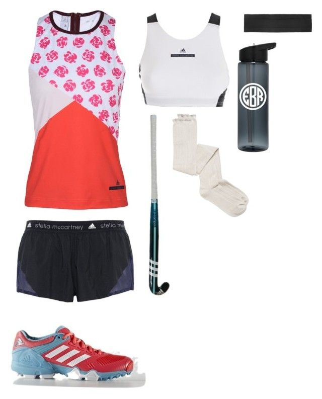 """""""Adidas day in the office"""" by oakesie on Polyvore featuring adidas and Intimately Free People"""