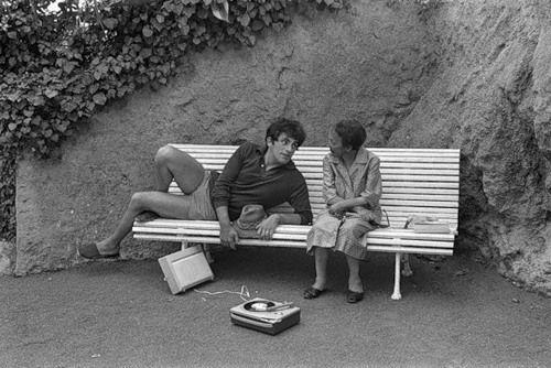 Edith Piaf + Theo Sarapo