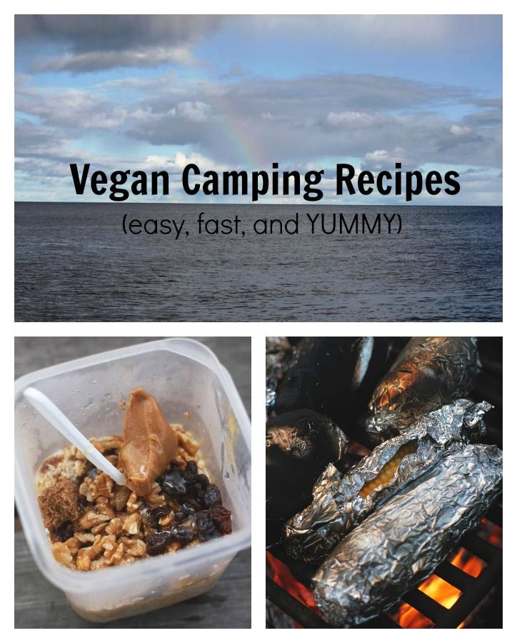 Easy Delicious Camping Food Ideas: Best 25+ Vegetarian Camping Recipes Ideas On Pinterest