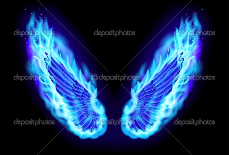 alas de fuego azul - Buscar con Google