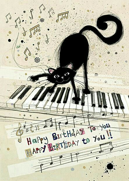 wishing you a Puurrrrr fect Happy  Birthday :)
