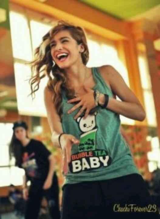 Joy of Dance - that gorgeous Chachi Gonzales..