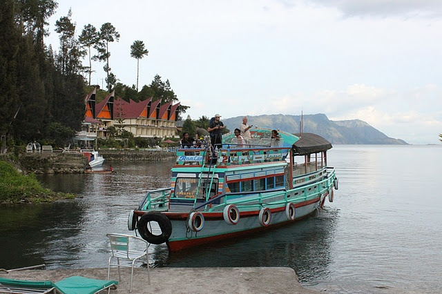 Lake Toba, Indonesia -- BEEN THERE