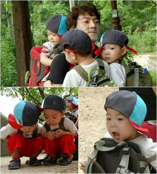 Super cute ♥♥♥ Daehan minguk manse
