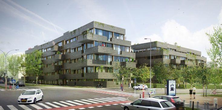 AZPML . BECKMANN N'THÉPÉ . new housing development . Kirchberg  (1)