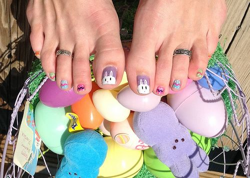 34 best easter toe nail art designs images on pinterest make up i am unfolding before you easter toe nail art designs ideas trends stickers of have a look at the collection prinsesfo Image collections