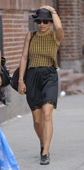 57 best images about street style zoe kravitz on