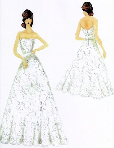 1000 images about kleinfeld in the press on pinterest for Sarah seven used wedding dress