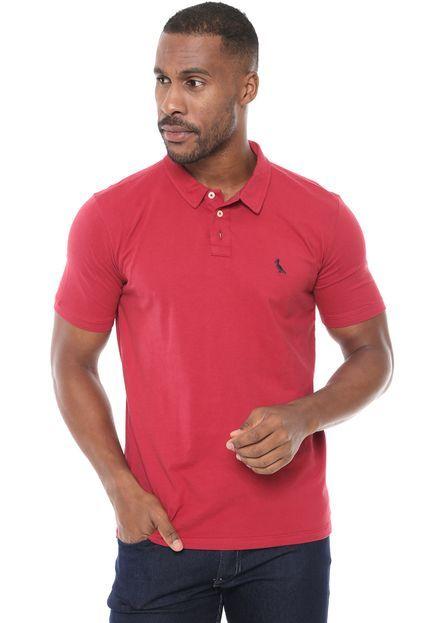 2b1860a566 Camisa Polo Reserva Reta Basic Vermelha - Marca Reserva