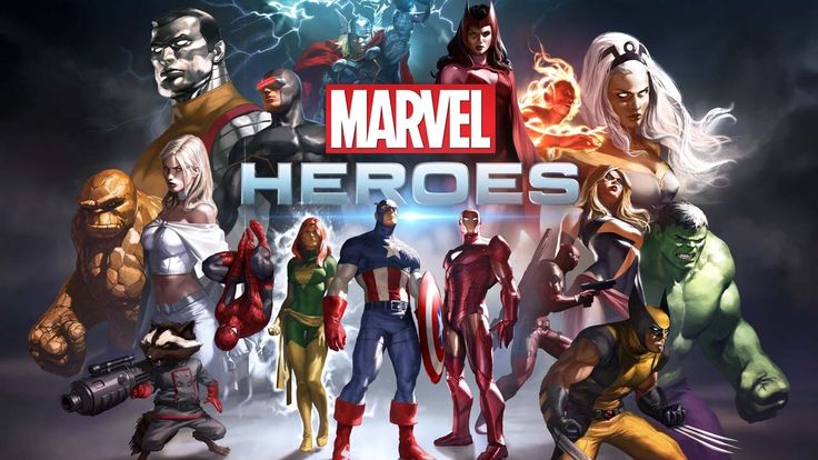 Marvel Shuts Down Marvel Heroes on PC and Console