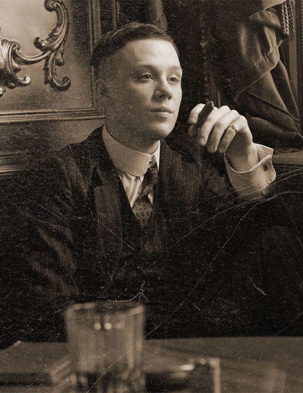 John Shelby from Peaky Blinders