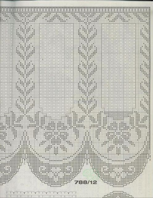 Burda Filet au Crochet - Zosia - Веб-альбомы Picasa: