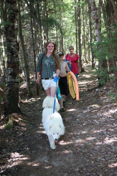 Pet-friendly Ontario Parks