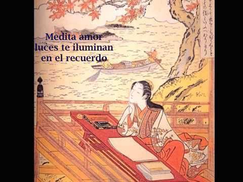 Haikú ¨Te pienso¨ -Autora Lorena Rioseco Palacios( UNIÓN HISPANOMUNDIAL DE ESCRITORES. UHE)