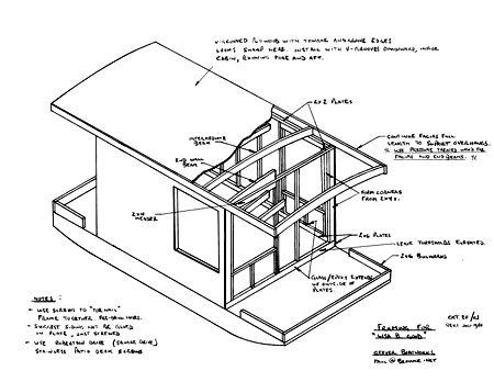 280 best Floating pods images on Pinterest Houseboats, Boat house - plan maison sketchup gratuit
