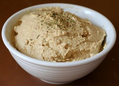 Hummus: Make It With Thermomix