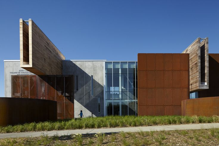 UMD Swenson Civil Engineering Building / Ross-Barney Architects #architecture #geometric #highereducation