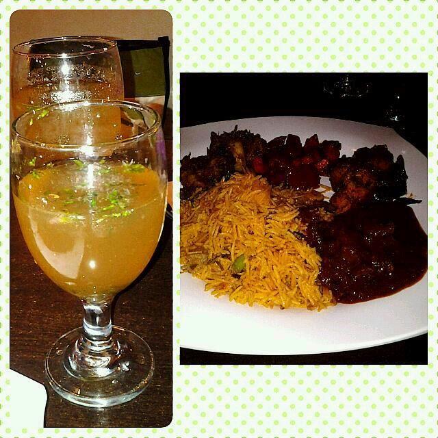 レシピとお料理がひらめくSnapDish - 15件のもぐもぐ - North Indian  1. Vegetarian Biryani 2. Panneer Mirchi 3. Lamb  4. Potato by JennAvin RajVin