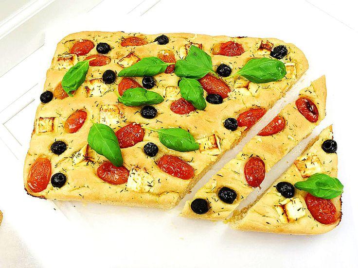 Selbstgemachtes Italienisches Focaccia Brot, ein beliebtes Rezept aus der Kategorie Snacks und kleine Gerichte. Bewertungen: 9. Durchschnitt: Ø 4,6.